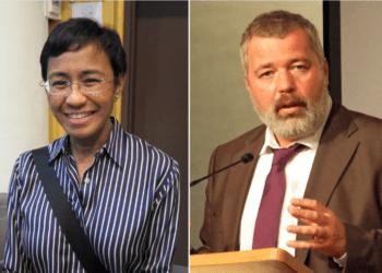 Журналисты стали лауреатами Нобелевской премии мира-2021 1