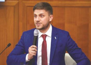 Максим Споткай: «Общественная деятельность – большая школа жизни» 3